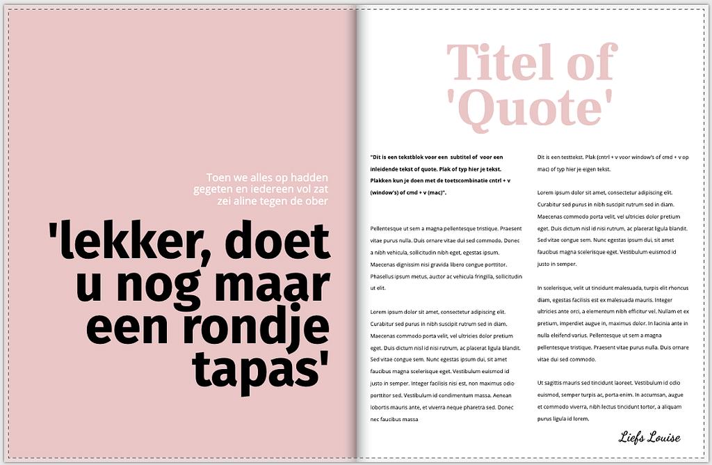 www.myglossy.nl_maak je eigen magazine_8 tips spelen met lettergrootte en lettertype